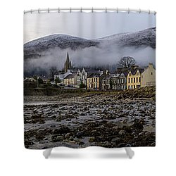 Newcastle Beach Shower Curtain