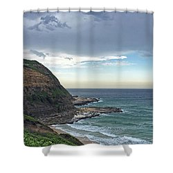 Newcastle No. 20-1 Shower Curtain