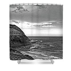 Newcastle No. 20-2 Shower Curtain