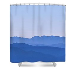 Newfound Shower Curtain