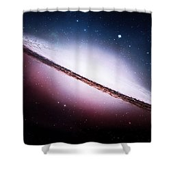 Ngc 2035 Magellanic Cloud Galaxy Shower Curtain