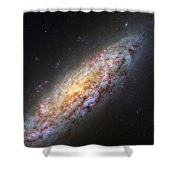 Ngc 6503 Shower Curtain