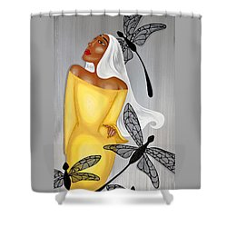 NIA Shower Curtain