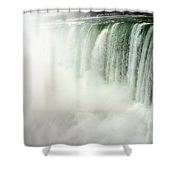 Niagara Falls 4 Shower Curtain by Anthony Jones