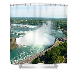Niagara Falls Ontario Shower Curtain