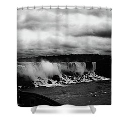 Niagara Falls - Small Falls Shower Curtain