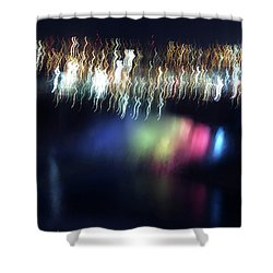 Light Paintings - Ascension Shower Curtain
