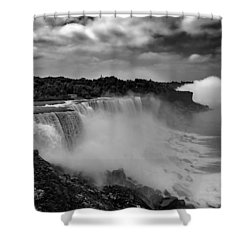 Niagra Falls Shower Curtain
