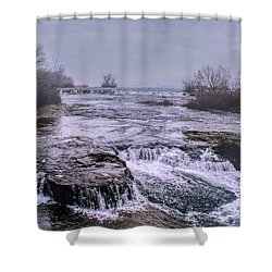Niagra Shower Curtain