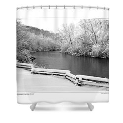 Nichols Arboretum #5 Shower Curtain