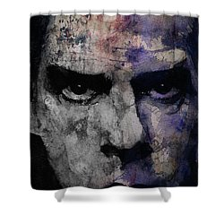 Nick Cave Retro Shower Curtain
