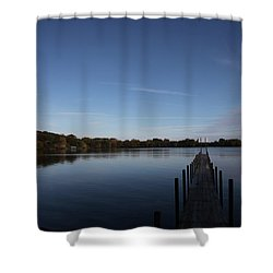Night Fall Shower Curtain
