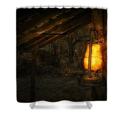 Night Is Falling Shower Curtain