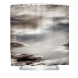 Shower Curtain featuring the photograph Night Sky 3 by Leland D Howard