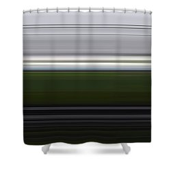 Night Trip Shower Curtain