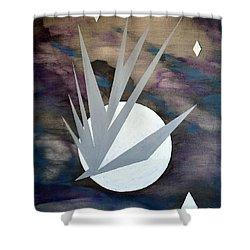 Nighthawke 2 Shower Curtain