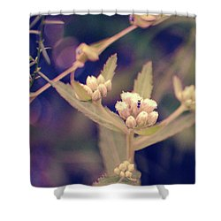 Nip It In The Bud Shower Curtain