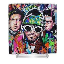 Nirvana Shower Curtain