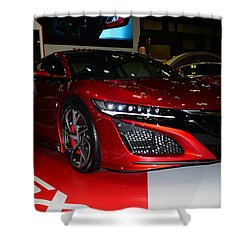 Honda Nsx Shower Curtain