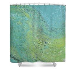 Niya II Shower Curtain
