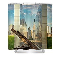 NJ  Shower Curtain