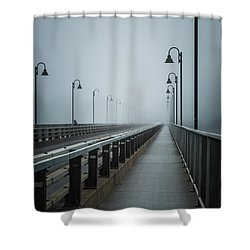 No Ending Shower Curtain