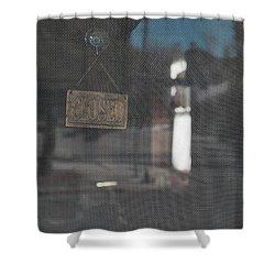 No Interest  Shower Curtain