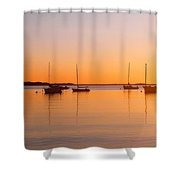 No Sail Shower Curtain
