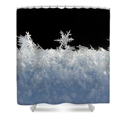 No Two Exactly Alike Shower Curtain