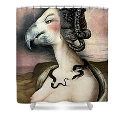 Noblesse Oblige Shower Curtain