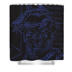 Nobody Said It Was Easy. Tnm  Shower Curtain