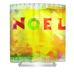 Noel Shower Curtain