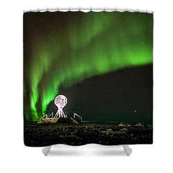 Norrsken Shower Curtain
