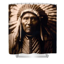 North American Indian Series 2 Shower Curtain