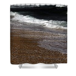 North Beach, Oahu IIi Shower Curtain