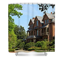 North Carolina Executive Mansion Shower Curtain