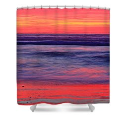 North County Colors Shower Curtain