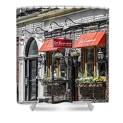 North End  Shower Curtain