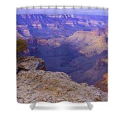 North Rim Grand Canyon Shower Curtain