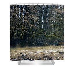 North Stilly Too Shower Curtain
