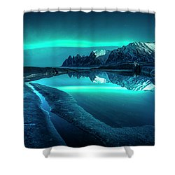 Northern Light Shower Curtain