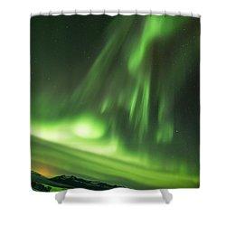 Northern Lights 5 Shower Curtain by Mariusz Czajkowski