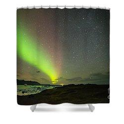 Northern Lights 7 Shower Curtain