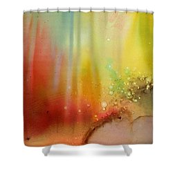 Northern Lights # 1 Shower Curtain