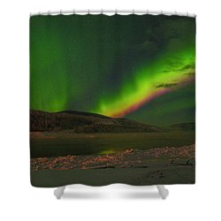 Northern Northern Lights 3 Shower Curtain