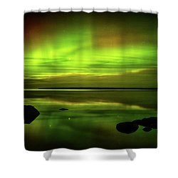 Northern Shower Curtain