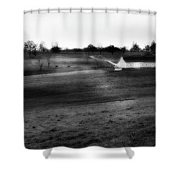 Shower Curtain featuring the photograph Northfield 2016 by Bill Wakeley