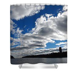 Northwest Arm Shower Curtain