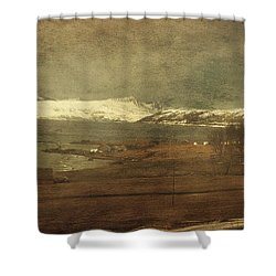 Norwegian Coast Shower Curtain