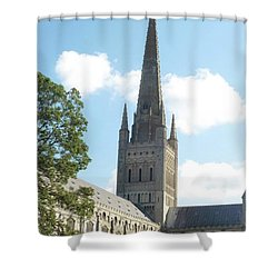 Norwich Really Is A Beautiful City. I Shower Curtain